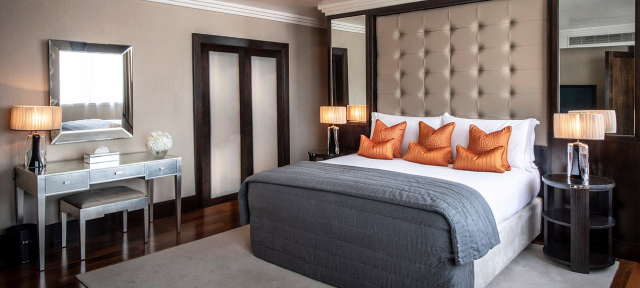 luxury hotels central Dublin