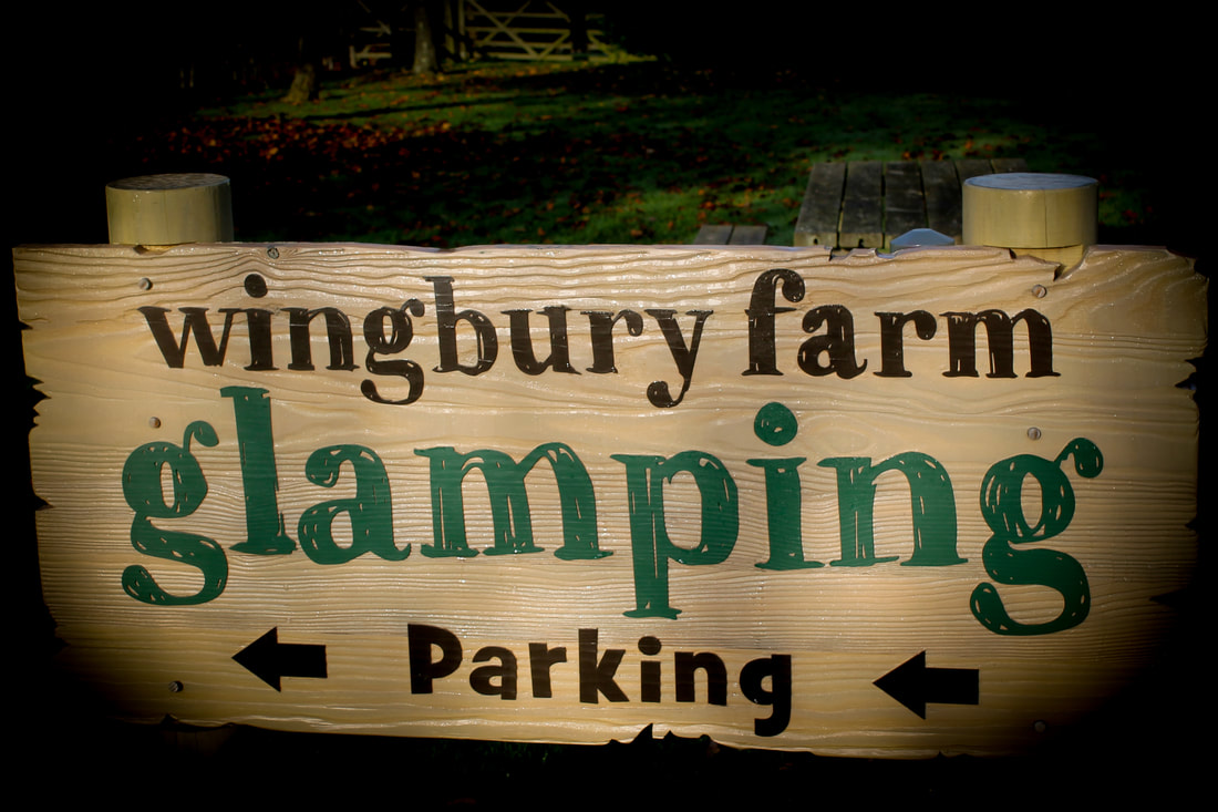 Wingbury Farm Glamping in Buckinghamshire